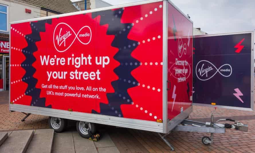 Virgin Media broadband promotional trailer