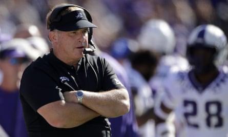 Gary Patterson has been head coach of TCU since 2000