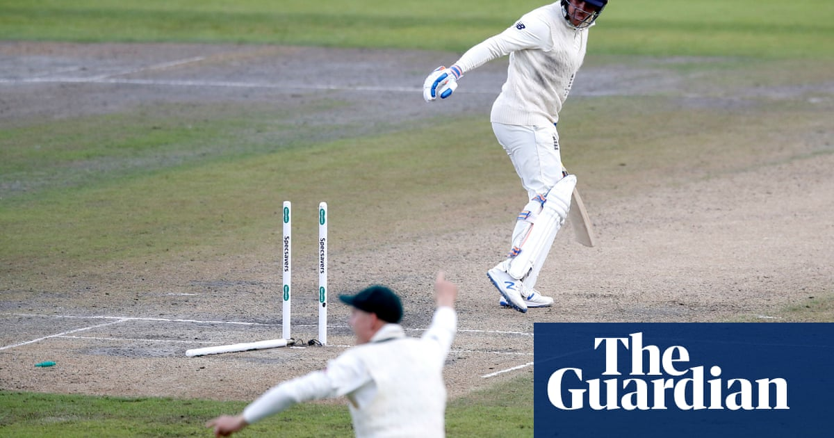 Jason Roy not downcast at his latest failure, says Rory Burns