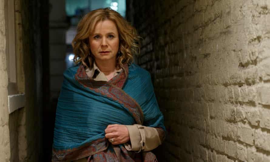 Emily Watson as  Yvonne Carmichael