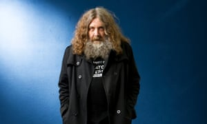 'I will always revere comics as a medium' ... Alan Moore