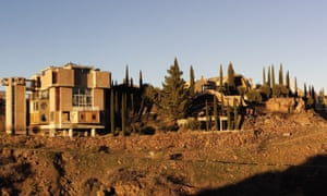 'We thought we'd finish it in five years' … Arcosanti, started in 1970, is 3% complete.