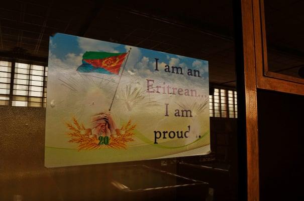 It's just slavery': Eritrean conscripts wait in vain for