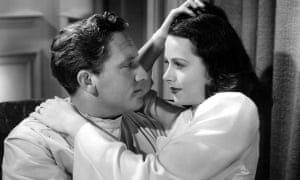 Lamarr and Spencer Tracy in I Take This Woman (1940)