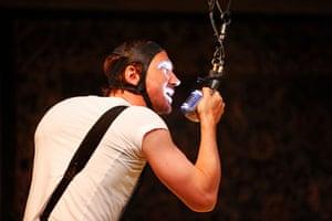 'Bravura solo turn': Lars Eidinger as Richard III.