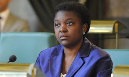Cecile Kyenge, pictured in 2013