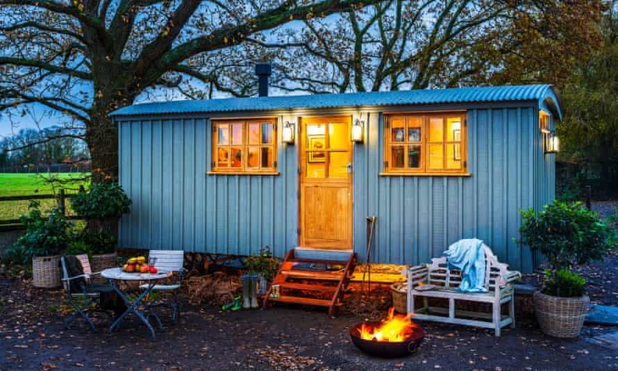 A Henley Hut Company show hut