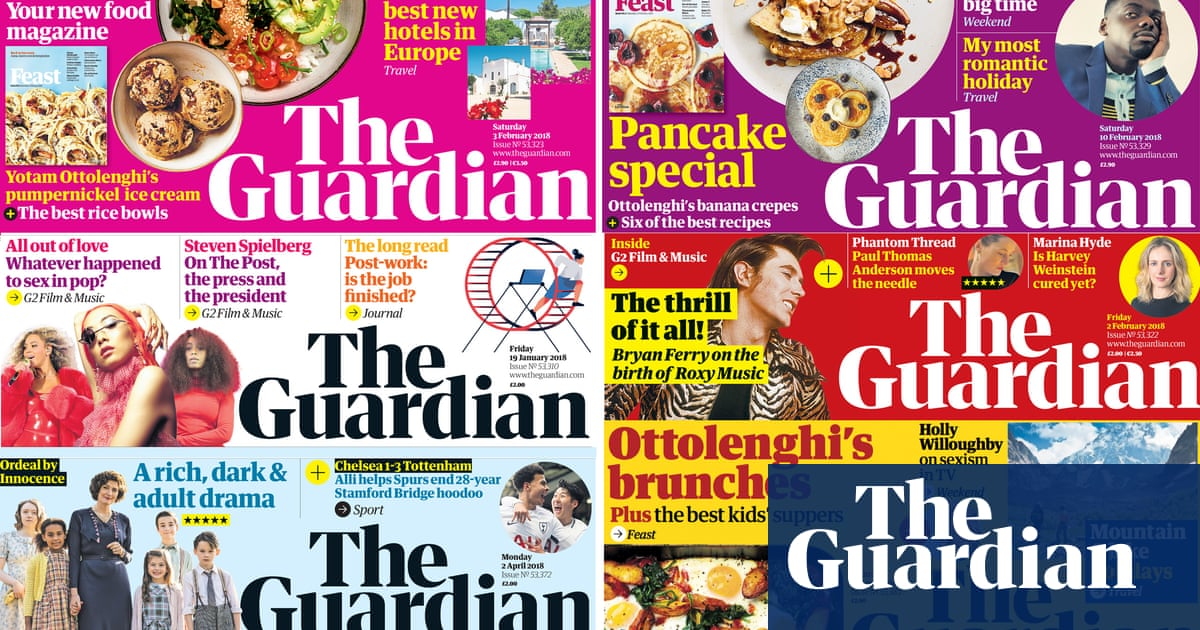 Guardian most trusted newspaper in Britain, says industry report