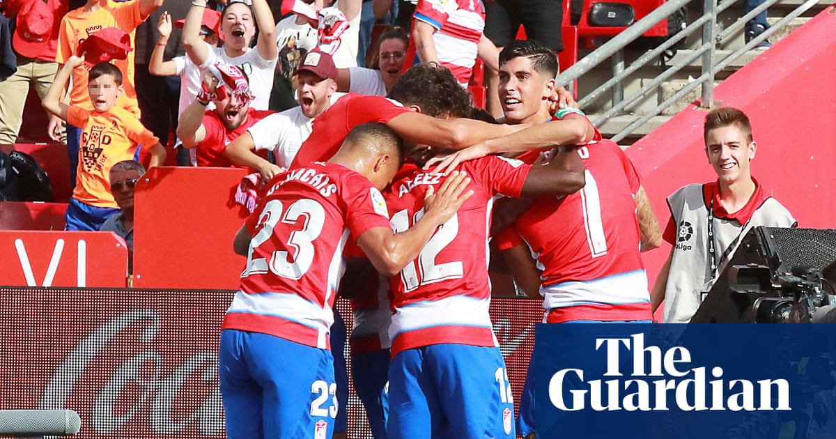 And the big winners of this seasons first Clásico weekend … Granada | Sid Lowe