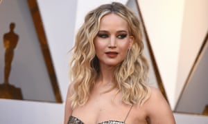 Jennifer Lawrence called for tougher laws against this sort of crime.