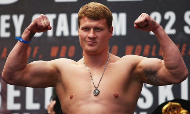 Alexander Povetkin could cause Anthony Joshua problems later in the fight if he manages to weather the initial storm.