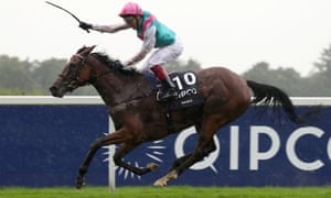 Enable was an emphatic winner of the King George in 2017 but her trainer says she faces a stiffer task this time.