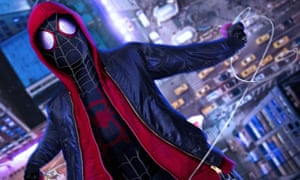 Spider-Man: Into the Spider-Verse proves Hollywood can't out