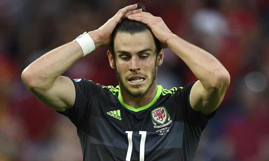 Gareth Bale could not inspire another Wales fightback as they slipped to a 2-0 defeat to Portugal in their Euro 2016 semi-final.