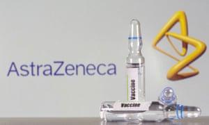 AstraZeneca vaccine.