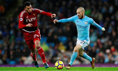 David Silva says prematurely born son is 'fighting day by day'