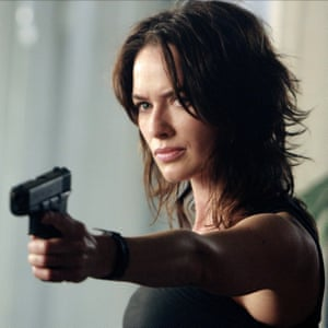 Headey in The Sarah Connor Chronicles in 2008.