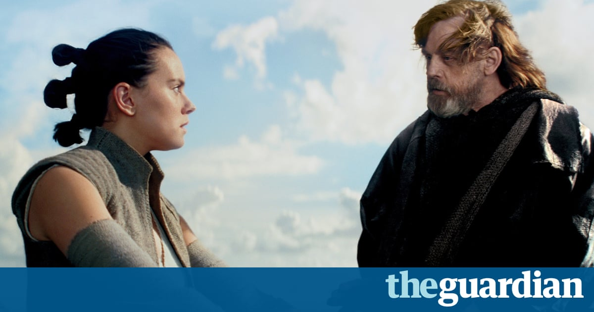 Star Wars The Last Jedi Scores Secondbiggest Film Opening Ever - Video proof bollywood masters unrealistic movie scenes