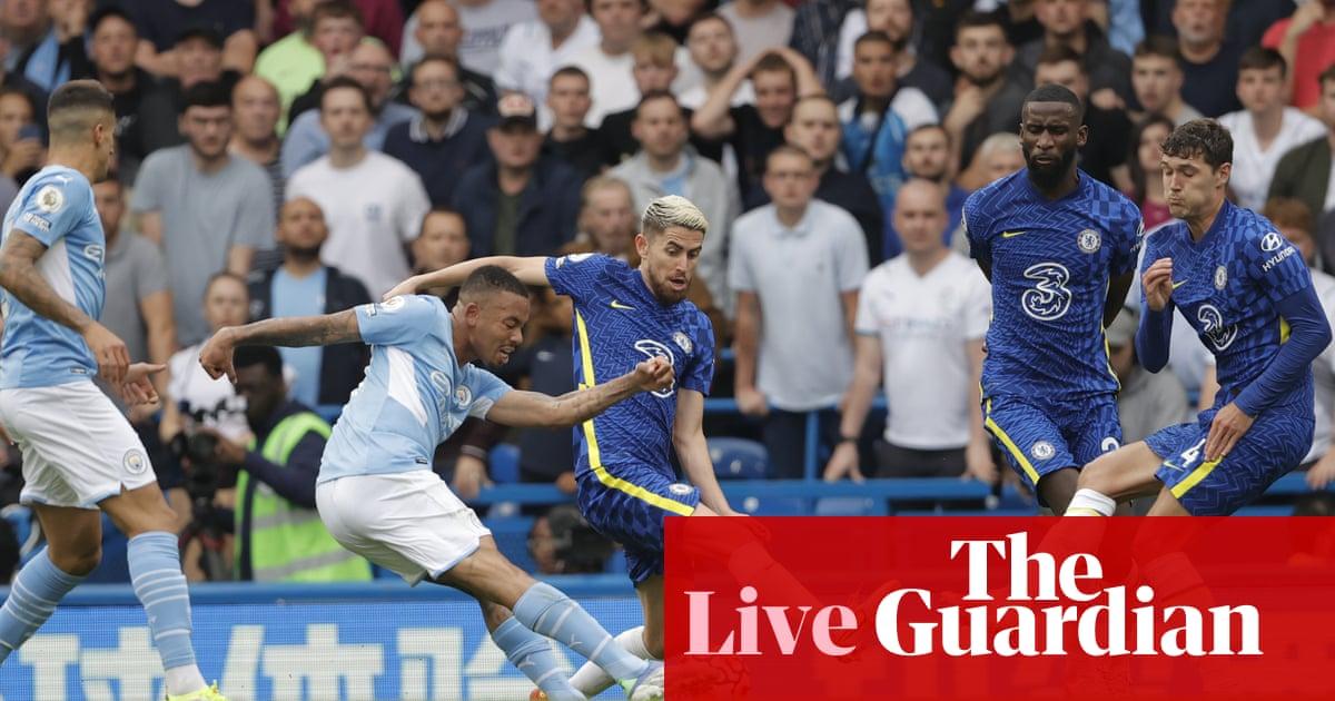 Chelsea 0-1 Manchester City: Premier League – live!