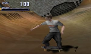 It Inspired A Generation Tony Hawk On How The Pro Skater Video Games Changed Lives Games The Guardian