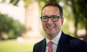 Owen Smith, Labour MP and leadership candidate in opposition to Jeremy Corbyn