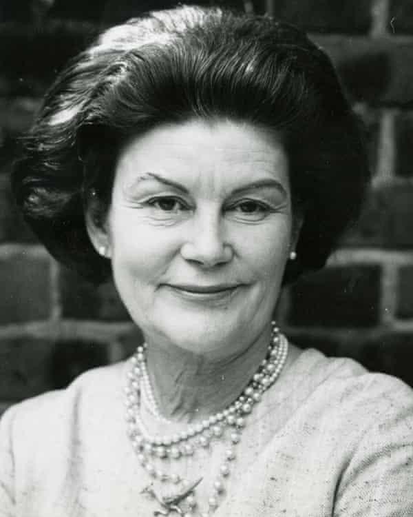 Joan Bright Astley.