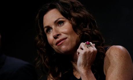 Minnie Driver: men like Matt Damon 'cannot understand what abuse is like'