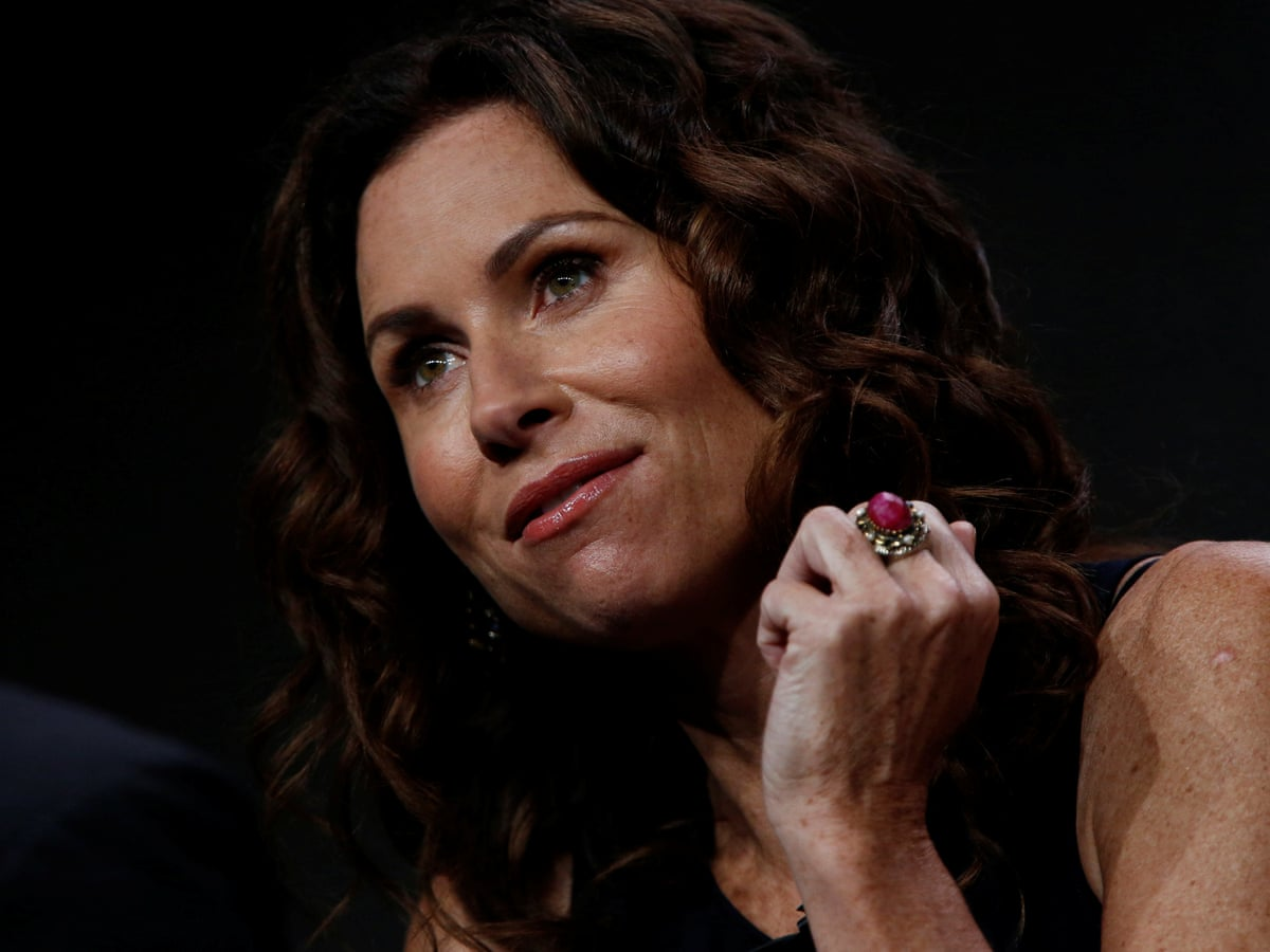Minnie Driver Men Like Matt Damon Cannot Understand What Abuse Is Like Minnie Driver The Guardian