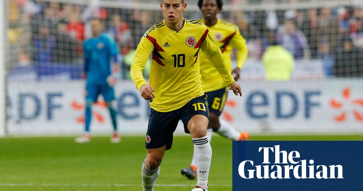 bc6e1b31b Colombia World Cup 2018 team guide: tactics, key players and expert  predictions | Football | The Guardian