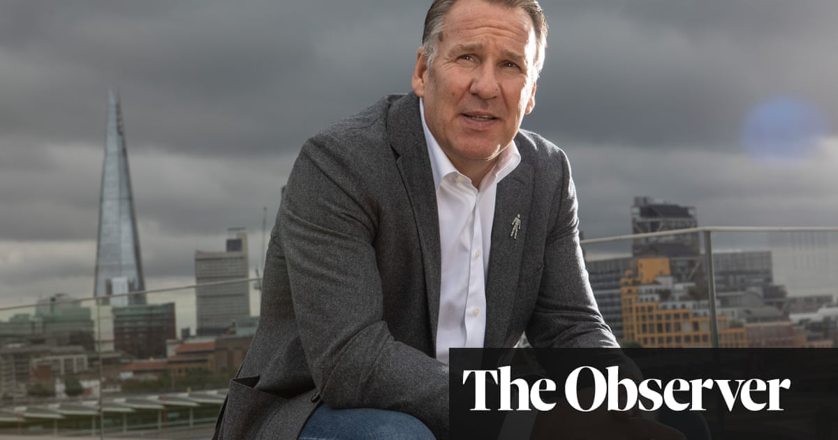 Paul Merson: 'Gambling is a horrible addiction. Your career passes you by'