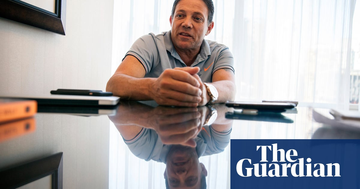The  Wolf of Wall Streets Jordan Belfort sues films producers for $300m