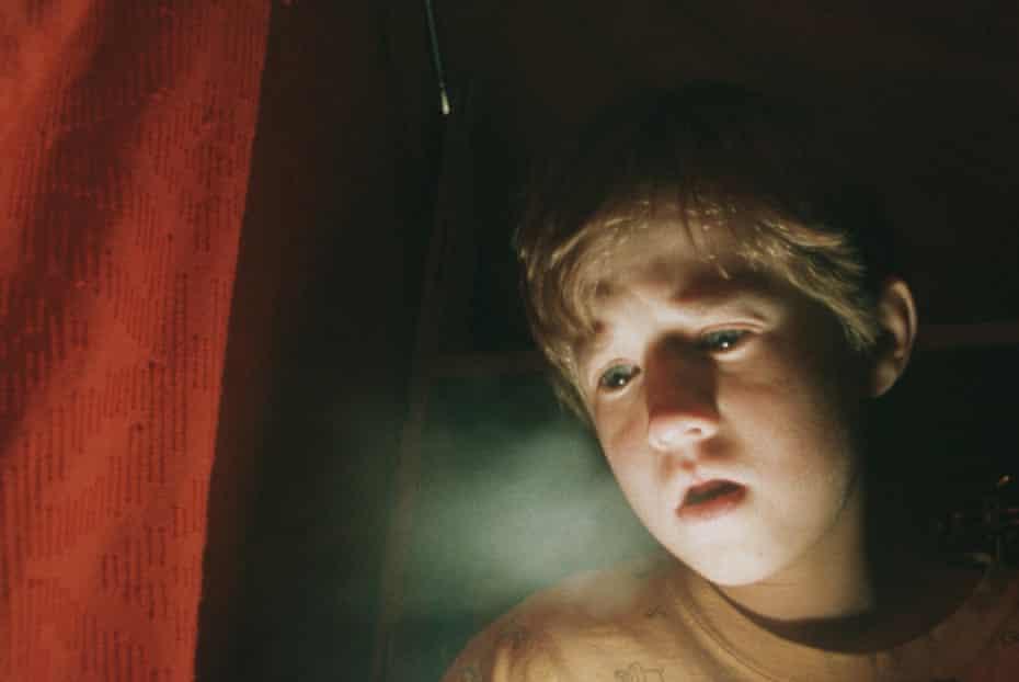 Haley Joel Osment as Cole Sear.