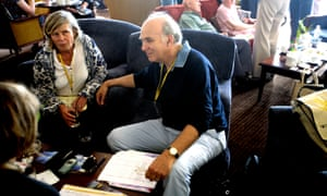 Vince Cable, when he was a Lib Dem MP, at the opening day of the 2006 Liberal Democrat conference in Brighton