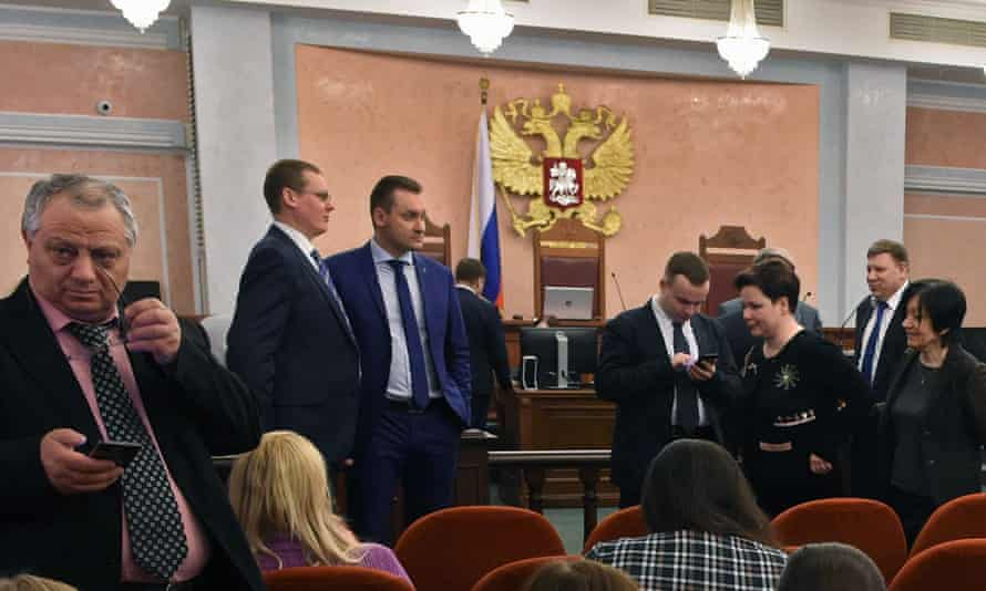 russia jehovah's witnesses supreme court