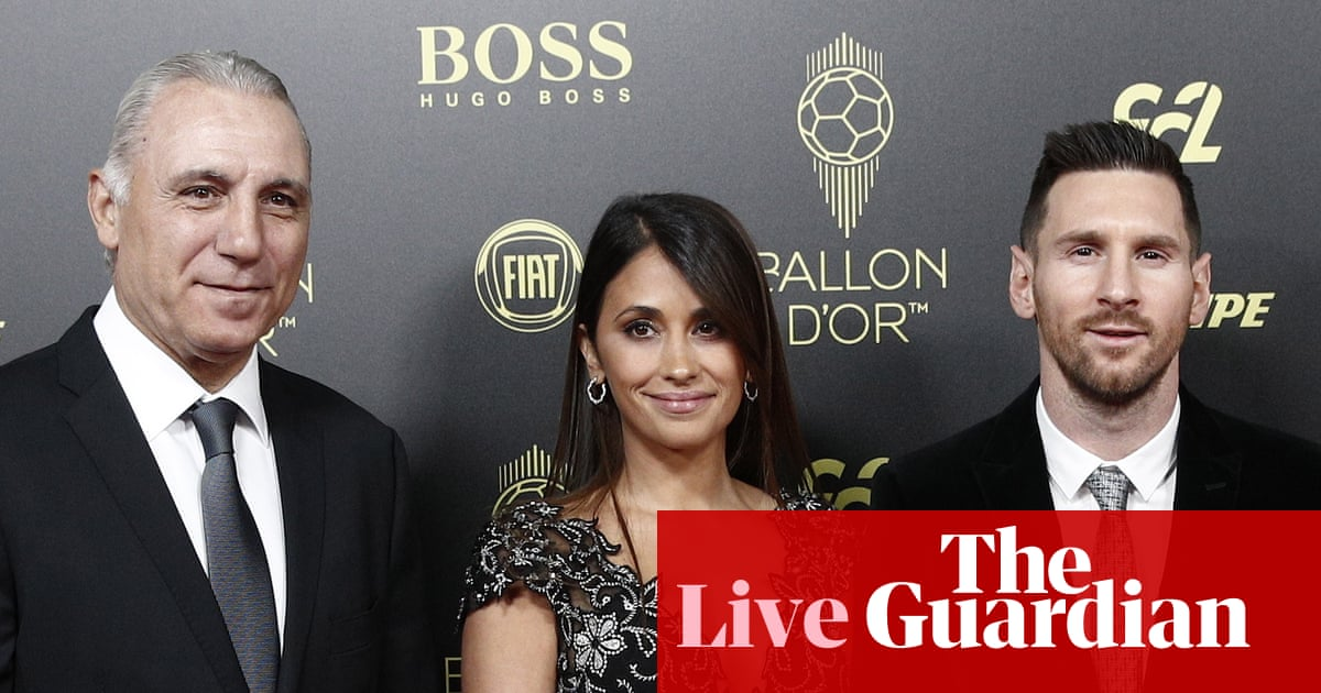 Ballon dOr 2019: mens and womens winners announced – live!