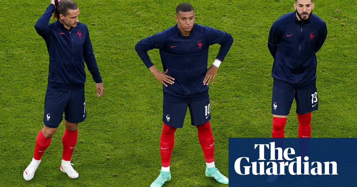 France hoping for a grand statement from Kylian Mbappé