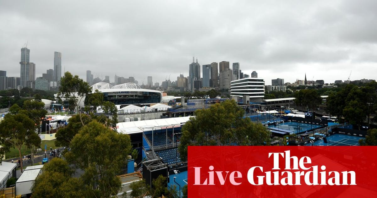 Australian Open 2020 Kyrgios V Sonego Plus Halep In Action