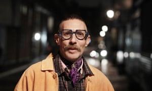 'PrEP is just a way of guaranteeing I won't get HIV' ... Jack Ash. Photograph: Martin Godwin/The Guardian