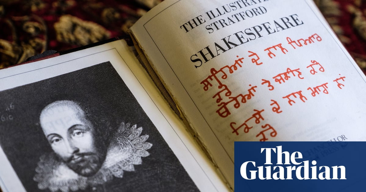 Birmingham library brings Shakespeare to life in dozens of languages
