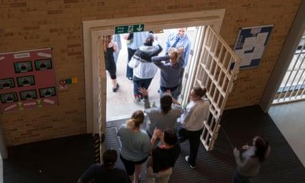 Women's prison HMP Bronzefield
