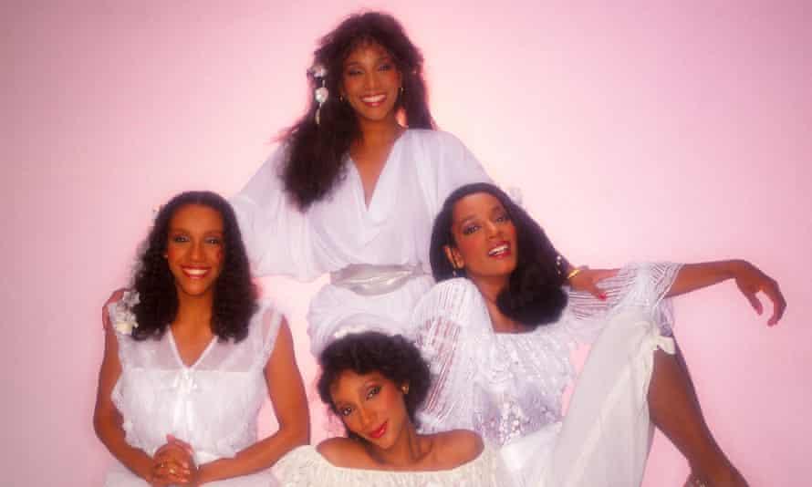 Sister Sledge circa 1984.