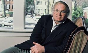 Pat Conroy at home in Atlanta, Georgia in 1988.