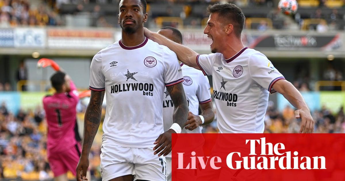 Wolves v Brentford: Premier League – live!