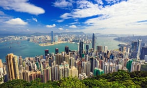 Hong Kong certainly has more skyscrapers than anyone else in the world, but that doesn't necessarily make it the most vertical city.