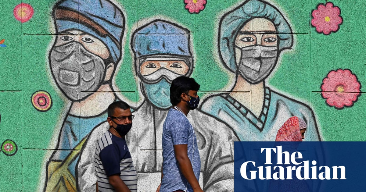 Migration and Covid deaths depriving poorest nations of health workers