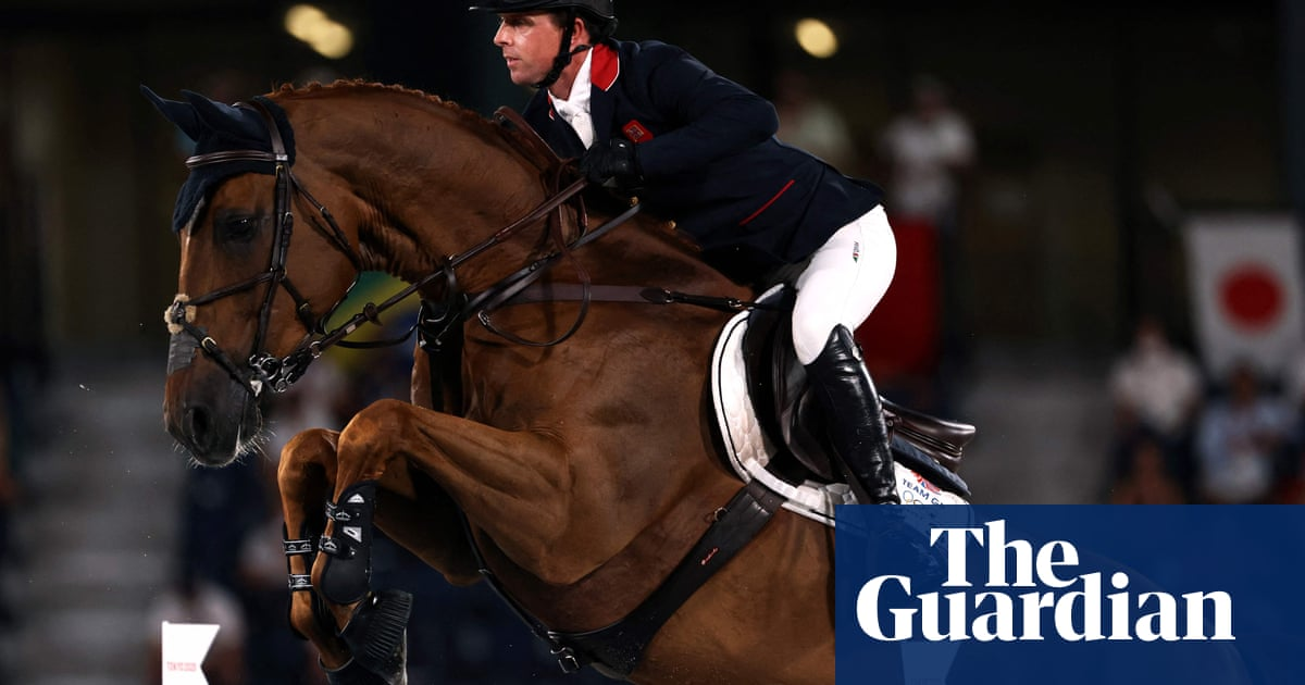 Great Britain into showjumping team final as Ben Maher seeks further gold