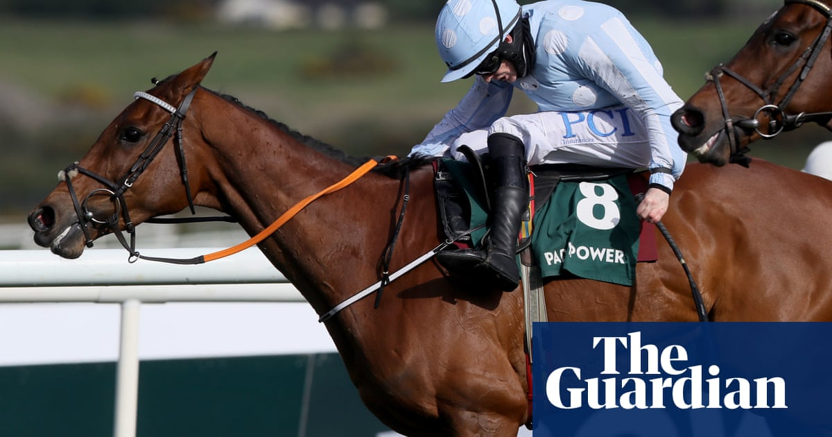Rachael Blackmore finishes season on high with Honeysuckle at Punchestown