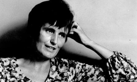 Margaret Forster in 1973.