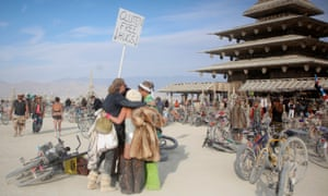 The Temple Project at Burning Man in 2016