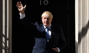 'The only game-changing asset Johnson has that his predecessor may have lacked is a willingness to embrace his inner Trump'